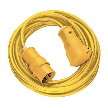 Brennenstuhl 1168463 110 Volt 14m Extension Cable Plug and Socket
