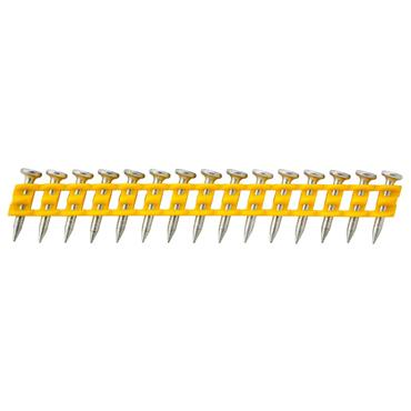 DeWALT DCN8901025 25mm Standard Nails - 1005 Pack