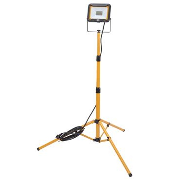 Brennenstuhl JARO 3003 CT 110 Volt Spring LED Tripod Light
