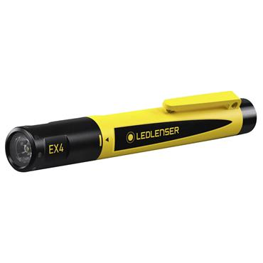 LED Lenser EX4 Atex LED Torch