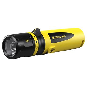 LED Lenser EX7 Atex LED Torch