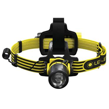 LED Lensor ILH8R Atex Rechargeable LED Headlamp
