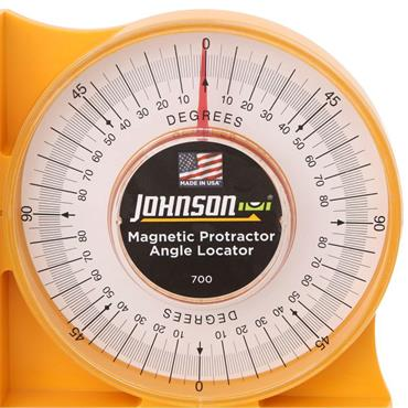 Johnson 700 Professional Magnetic Angle Finder/Locator