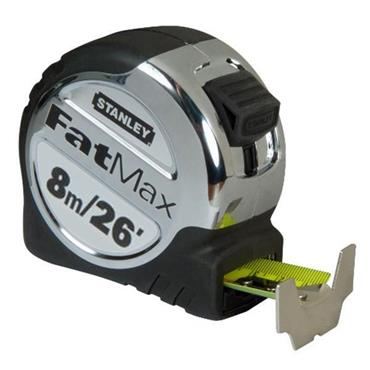 Stanley 5-33-891 8m FatMax Xtreme Metric/Imperial Measuring Tape