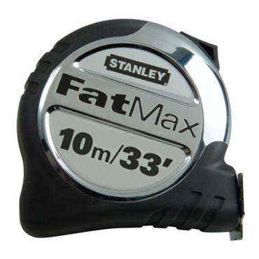 Stanley 5-33-896 10m FatMax Xtreme Metric/Imperial Measuring Tape