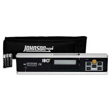 "Johnson Level 40-6080 10.5"" Magnetic Digital Laser"