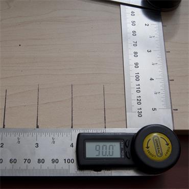 "General Tools 822 5"" Digital Angle Finder"