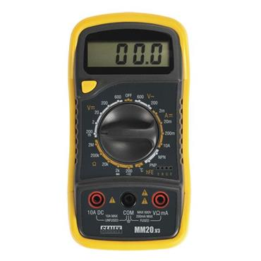SEALEY MM20 Digital Multimeter