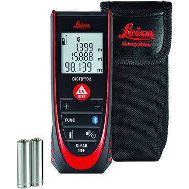 Leica  DISTO D2 BT 100m Distance Measurer