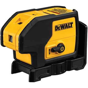 DeWALT DW083K 3 Beam Dot Self Leveling Laser Pointer
