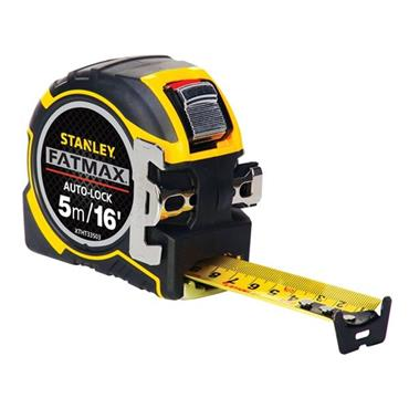 Stanley XTHT0-3350 Fatmax Autolock Metric/Imperial Measuring Tape