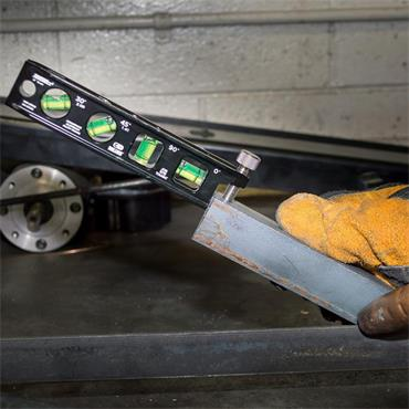 """Johnson 1411-0600 6"""" Magnetic Billet Torpedo Level"""