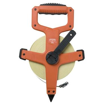 Bahco LTS Open Reel Fibreglass Metric/Imperial Measuring Tape
