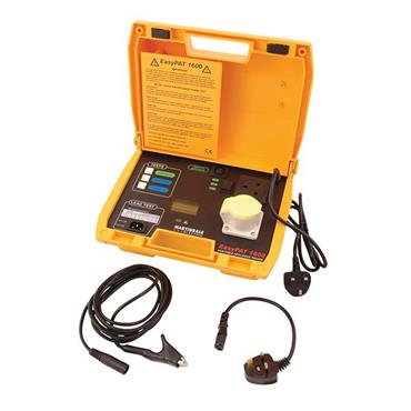 MARTINDALE  EPAT1600 Dual Voltage Manual PAT Tester