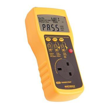 MARTINDALE  HPAT500 Basic PAT Tester