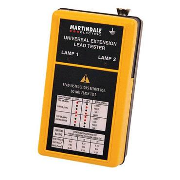 MARTINDALE LTDV Extension Lead Tester