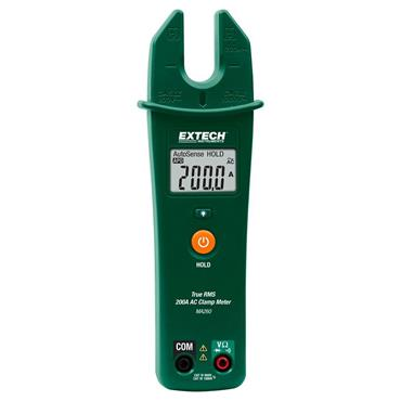 Extech MA260 True RMS AC Open Jaw Clamp Meter