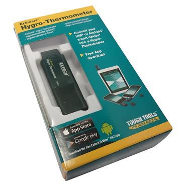 Extech RHT3 EzSmart Hygro-Thermometer