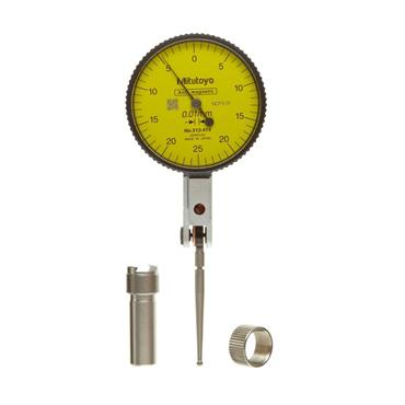 Mitutoyo 513-414E 0.5mm Horizontal Type Dial Test Indicator