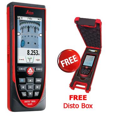 Leica DISTO D810 200m Distance Measurer