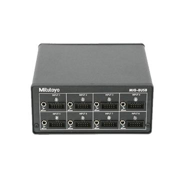 Mitutoyo 264-000-270 8 Port Digimatic Multiplexer