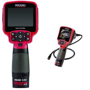 RIDGID Micro CA-350x Inspection Camera