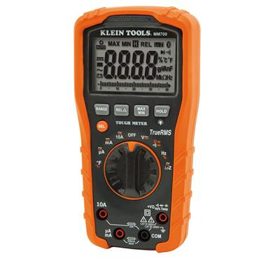 KLEIN TOOLS MM700 Digital Multimeter TRMS/Low Impedance