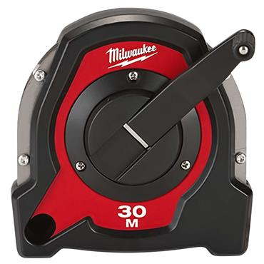 Milwaukee 48225103 30m Closed Reel Long Metric Measuring Tape