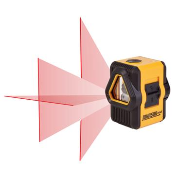 Johnson Level 40-6648 Cross and Line Laser