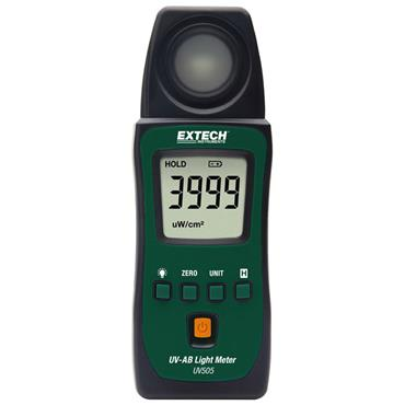 Extech UV505 Pocket UVA/UVB Light Meter