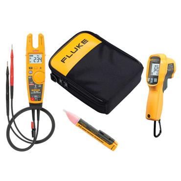 Fluke T6-600/62 Max+/1 1AC II Multimeter Kit