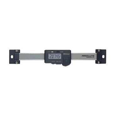 "Mitutoyo 572-213-10 Digital Scale 12""/300mmX.0005""/0.01mm Horizontal"