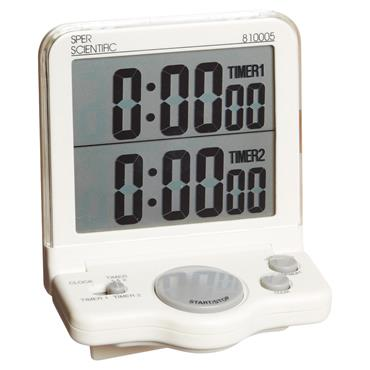 CITEC 810005C Large Display Timer w/Calibration Certificate