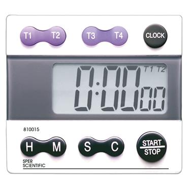 CITEC 810015 5 Channel Timer with Clock