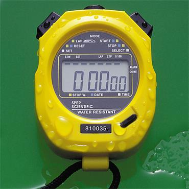 CITEC 810035 Large Display Water Resistant Stopwatch