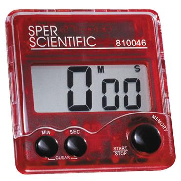 CITEC 810046 Large Display Bench Timer