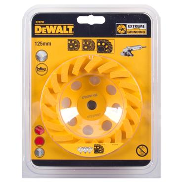 DeWALT DT3797-QZ 125mm Diamond Polishing Grinding Cup