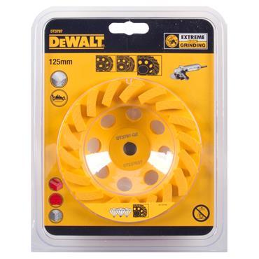 DeWALT DT3797-QZ 125mm Diamond Polishing Grinding Cup
