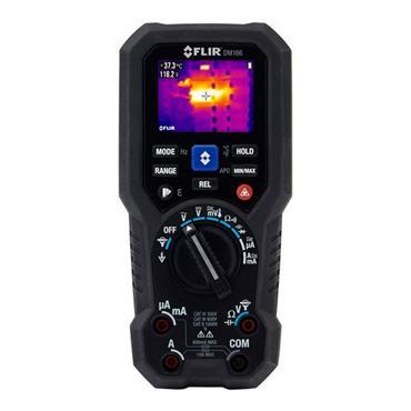 Flir DM166 Thermal Imaging TRMS Multimeter