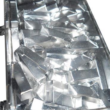 CITEC C029-0412/3 Aluminium Weighing Vessel Pack of 300