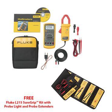 Fluke 87V/i410 Combo Kit for Industrial applications
