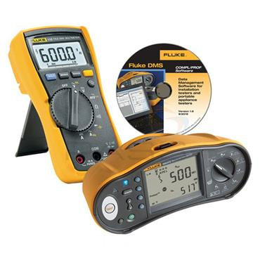 Fluke 1664 UK-DMM KIT Multi Installation Tester