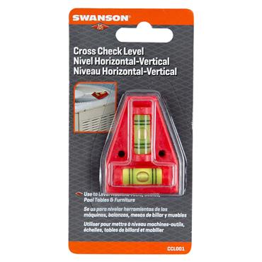 Swanson CCL001 Cross Check Level