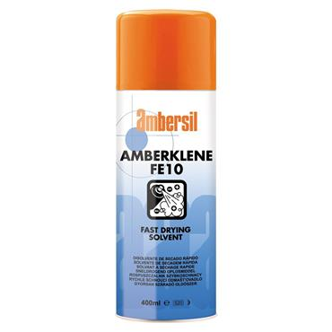 Ambersil FE10 400ml Amberklene Cleaning Solvent
