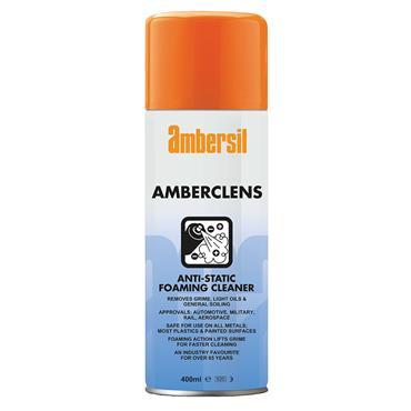 Ambersil 31592-AA 400ml Anti-Static Foaming Cleaner