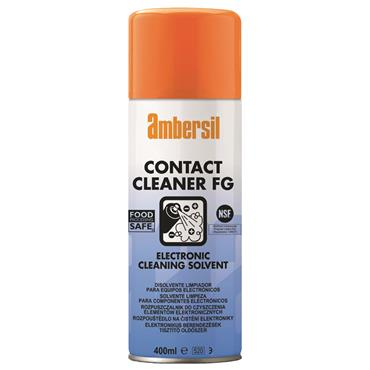 Ambersil 31588-AA 400ml Food Grade Electrical Contact Cleaner