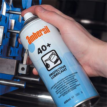 Ambersil 40+ Multi-Purpose Industrial Protective Lubricant