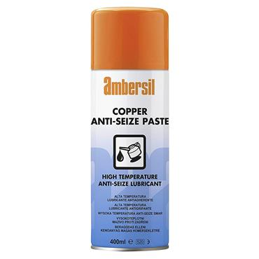 Ambersil 30303 400ml High-Temperature Copper Anti-Seize Paste