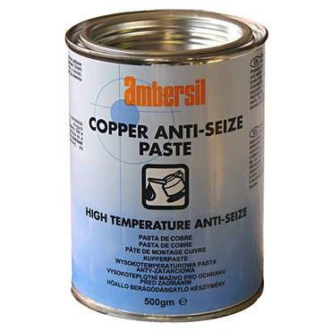 Ambersil 30239-AA 500g High-Temperature Copper Anti-seize Paste