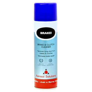 CITEC 0506 500ml Brake and Clutch Cleaner